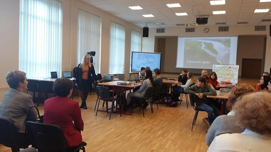 Klaipėdos miesto mokytojai kolegialaus mokymo(si) platformoje