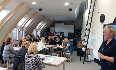 """Projektas """"Mokykis muziejuje"""" drauge su mokytojais pradėjo paskutinį ciklą"""